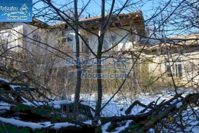 12366:13 - BARGAIN:Two Bulgarian properties in one village low price