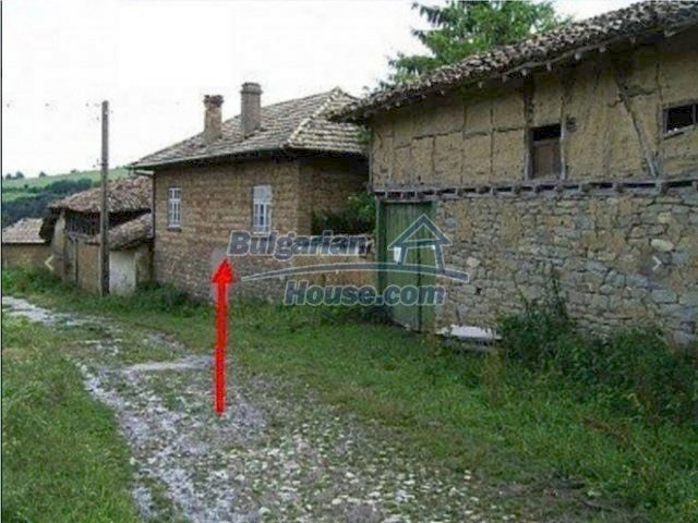 12366:15 - BARGAIN:Two Bulgarian properties in one village low price
