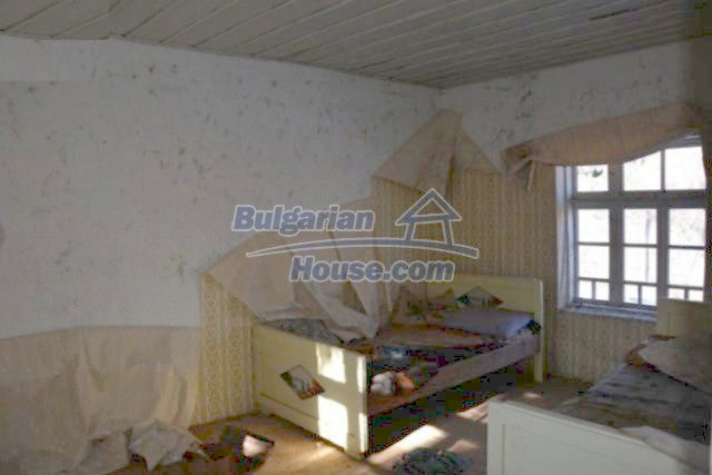 12366:23 - BARGAIN:Two Bulgarian properties in one village low price