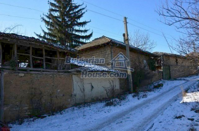 12366:27 - BARGAIN:Two Bulgarian properties in one village low price