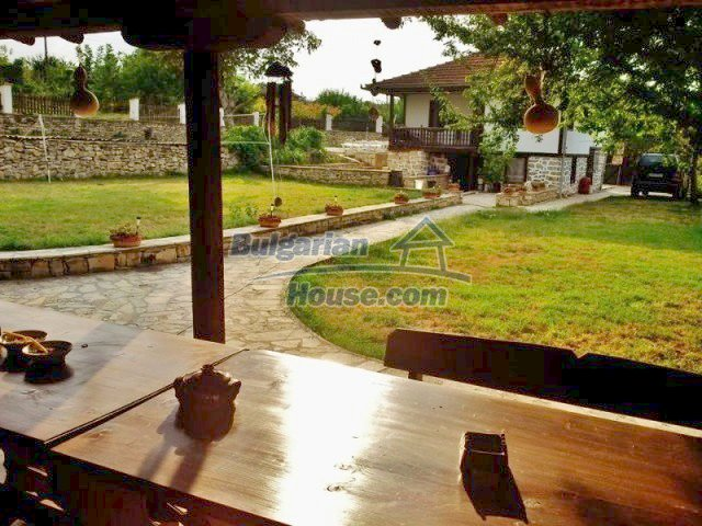 12375:11 - Traditional Bulgarian house with swimming pool ,Veliko Tarnovo