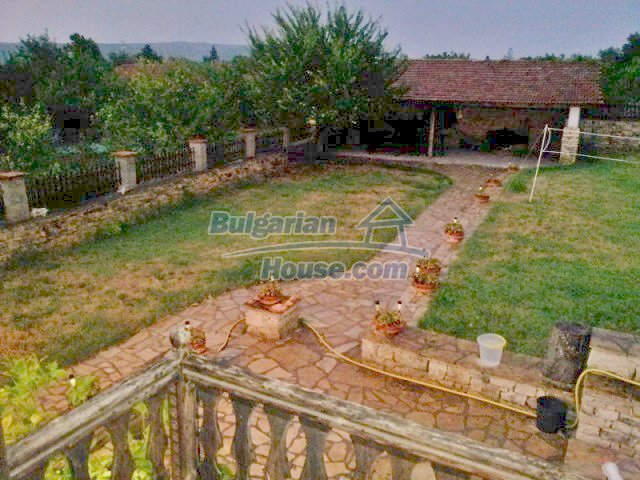 12375:6 - Traditional Bulgarian house with swimming pool ,Veliko Tarnovo