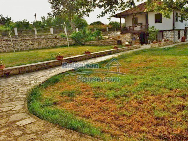 12375:7 - Traditional Bulgarian house with swimming pool ,Veliko Tarnovo