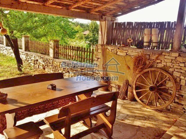 12375:16 - Traditional Bulgarian house with swimming pool ,Veliko Tarnovo