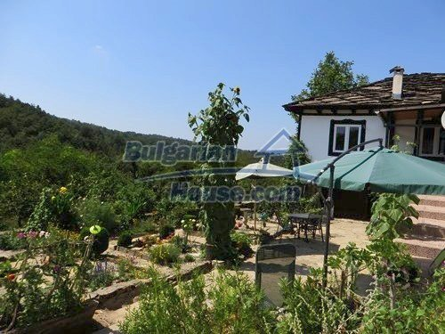 12378:7 - Property near Dryanovo-splendid mountain views,Gabrovo region
