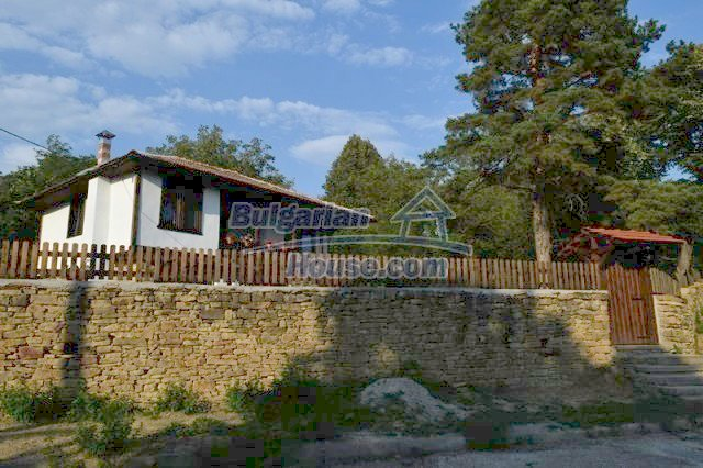 12383:4 - Lovely traditional Bulgarian house near fishing lakes, Gabrovo