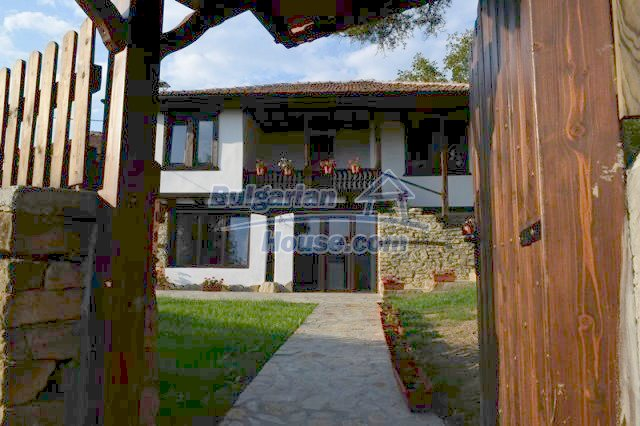 12383:7 - Lovely traditional Bulgarian house near two fishing lakes, Gabro