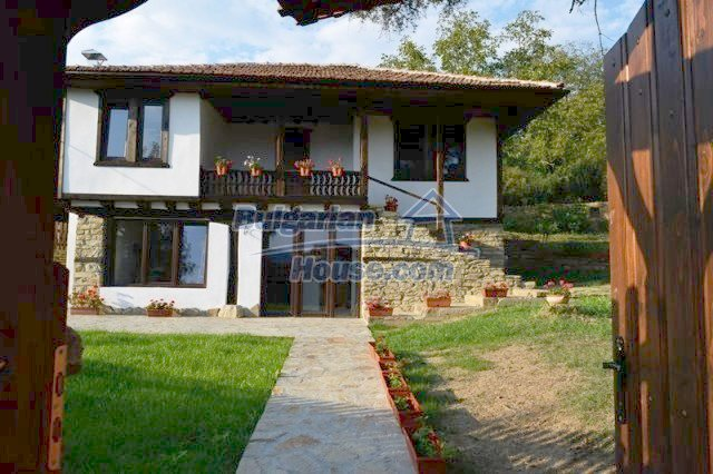 12383:8 - Lovely traditional Bulgarian house near two fishing lakes, Gabro
