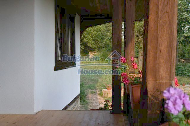 12383:42 - Lovely traditional Bulgarian house near fishing lakes, Gabrovo