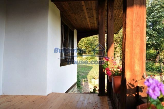 12383:43 - Lovely traditional Bulgarian house near fishing lakes, Gabrovo