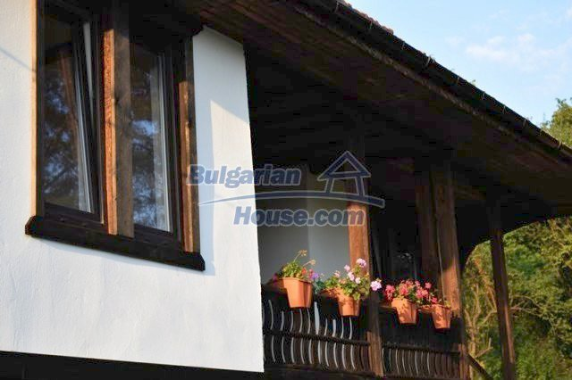 12383:44 - Lovely traditional Bulgarian house near fishing lakes, Gabrovo