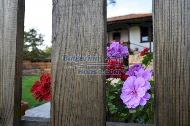 12383:46 - Lovely traditional Bulgarian house near fishing lakes, Gabrovo