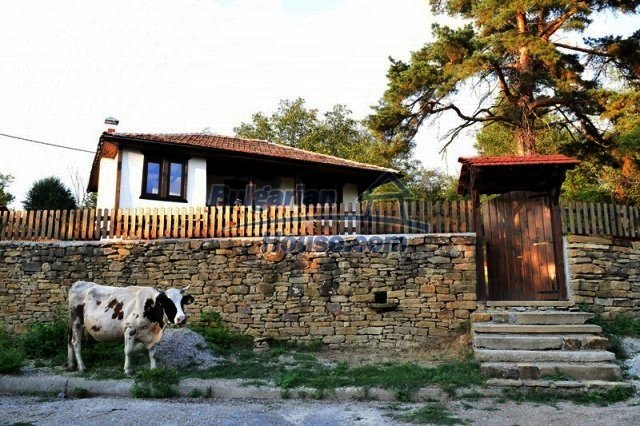 12383:47 - Lovely traditional Bulgarian house near fishing lakes, Gabrovo