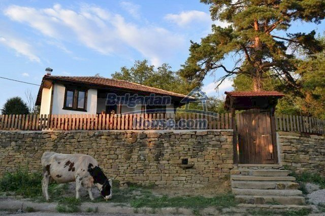 12383:48 - Lovely traditional Bulgarian house near fishing lakes, Gabrovo