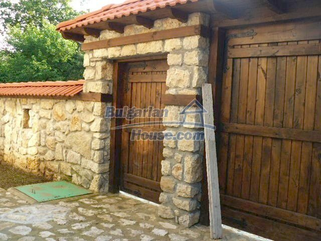 12409:7 - Traditional Bulgarian house near Veliko Tarnovo. Excellent price