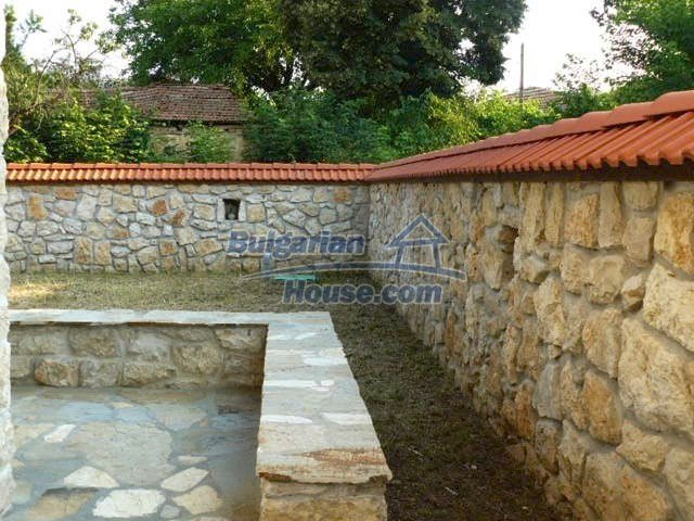 12409:11 - Traditional Bulgarian house near Veliko Tarnovo. Excellent price