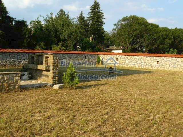 12409:14 - Traditional Bulgarian house near Veliko Tarnovo. Excellent price