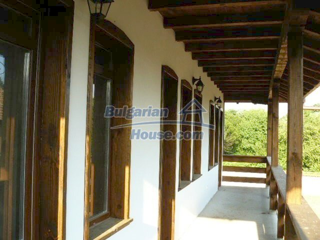 12409:26 - Traditional Bulgarian house near Veliko Tarnovo. Excellent price