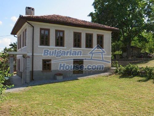 12415:1 - Traditional renovated Bulgarian house with 3000sq.m of land