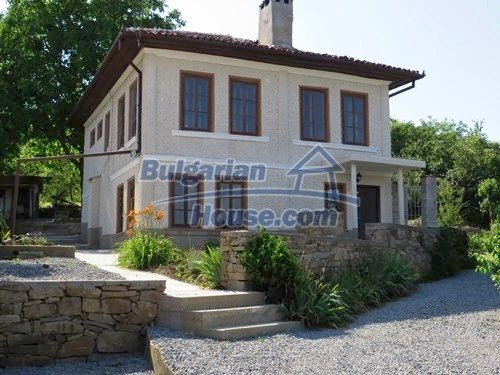 12415:2 - Traditional renovated Bulgarian house with 3000sq.m of land