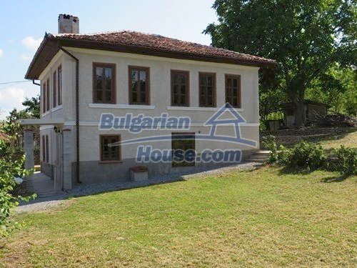 12415:7 - Traditional renovated Bulgarian house with 3000sq.m of land