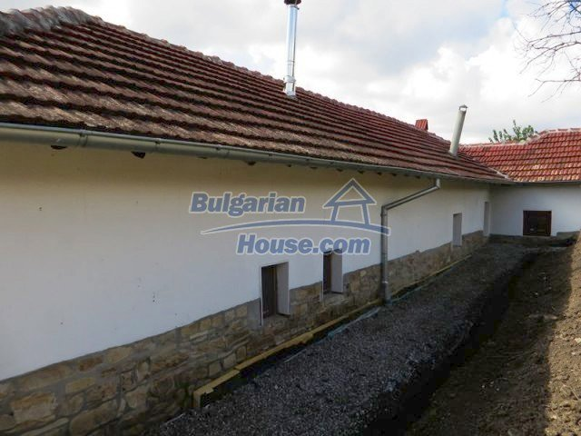 12424:34 - Fully renovated,furnished Bulgarian property - Veliko Tarnovo