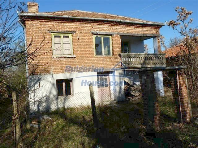 12461:1 - House for sale in Burgas region, 63km from Black Sea