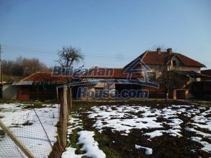 12512:3 - Rural Bulgarian house for sale 40km from Vratsa with vast garden