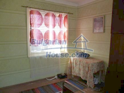 12512:20 - Rural Bulgarian house for sale 40km from Vratsa with vast garden
