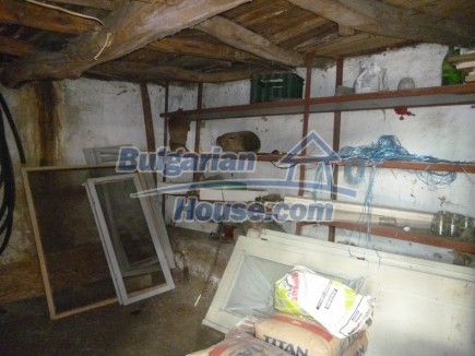 12512:25 - Rural Bulgarian house for sale 40km from Vratsa with vast garden