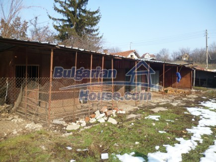 12512:29 - Rural Bulgarian house for sale 40km from Vratsa with vast garden