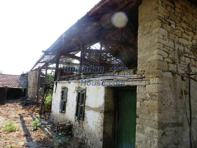 12536:7 - Rural Bulgarian house in Veliko Tarnovo region with lovely views