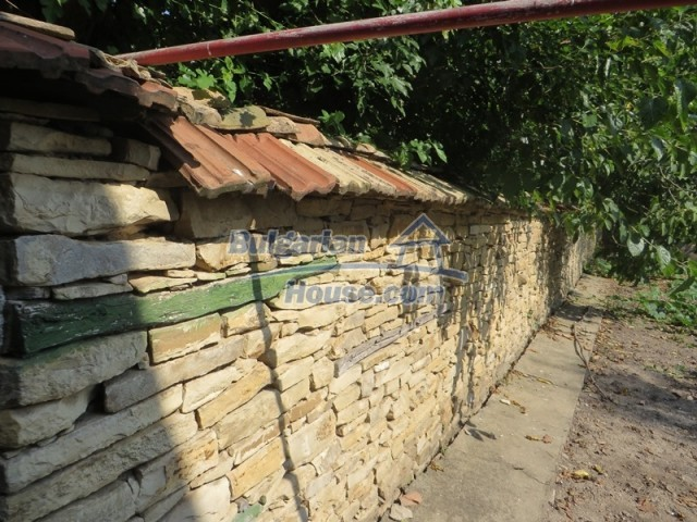 12536:30 - Rural Bulgarian house in Veliko Tarnovo region with lovely views