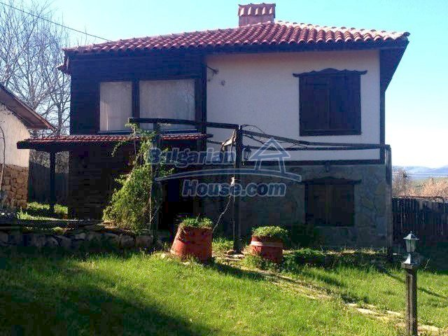 9989:2 - Renovated bulgarian house for sale in Burgas region, village of