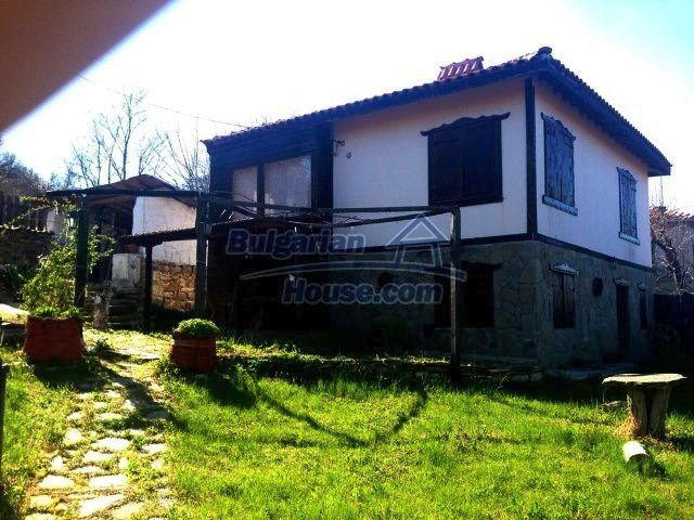 9989:3 - Renovated bulgarian house for sale in Burgas region, village of