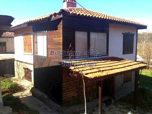9989:4 - Renovated bulgarian house for sale in Burgas region, village of