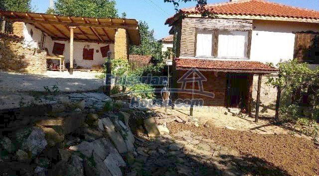 9989:6 - Renovated bulgarian house for sale in Burgas region, village of