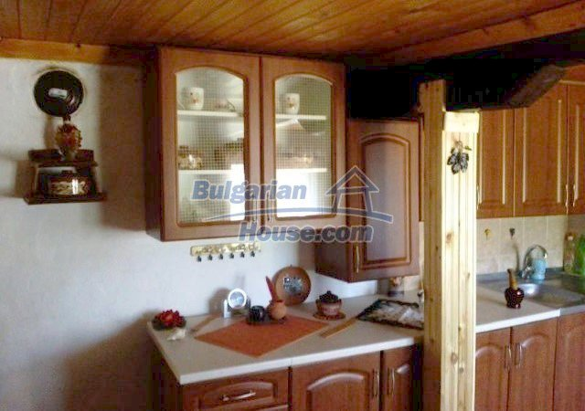 9989:12 - Renovated bulgarian house for sale in Burgas region, village of