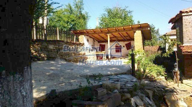 9989:7 - Renovated bulgarian house for sale in Burgas region, village of