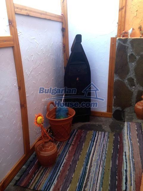 9989:15 - Renovated bulgarian house for sale in Burgas region, village of
