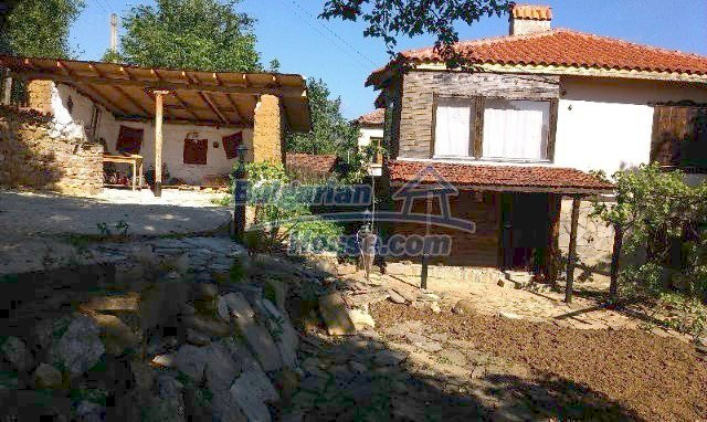 9989:23 - Renovated bulgarian house for sale in Burgas region, village of