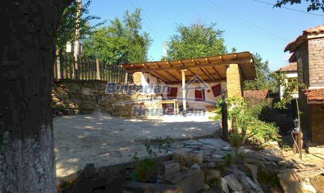 9989:24 - Renovated bulgarian house for sale in Burgas region, village of