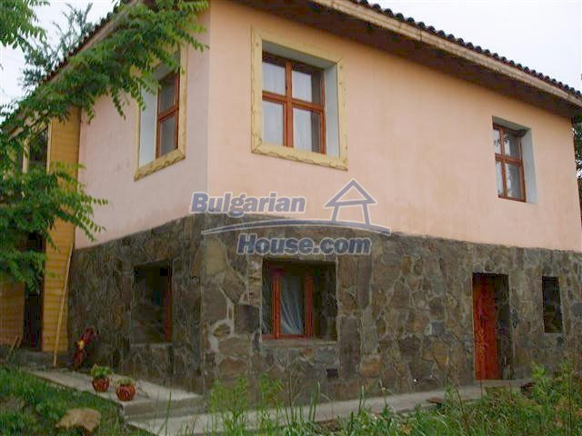 9989:28 - Renovated bulgarian house for sale in Burgas region, village of