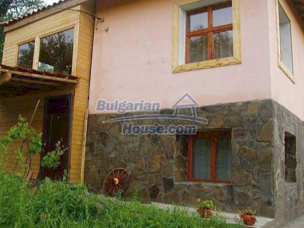 9989:30 - Renovated bulgarian house for sale in Burgas region, village of
