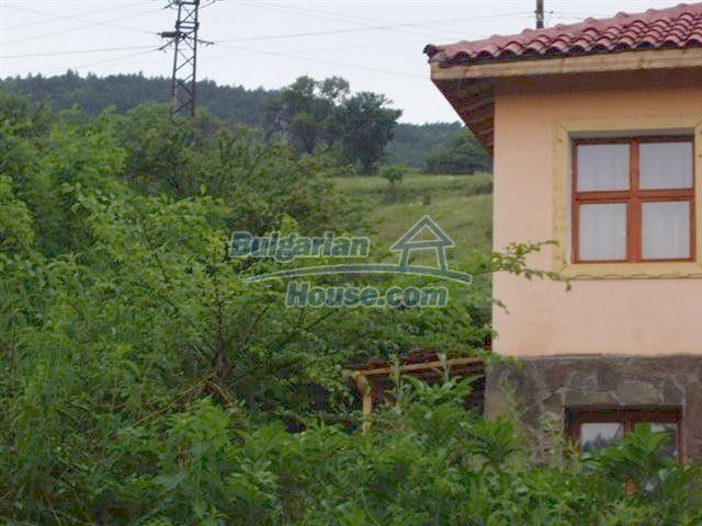 9989:35 - Renovated bulgarian house for sale in Burgas region, village of