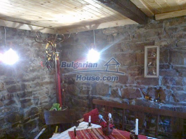 9989:42 - Renovated bulgarian house for sale in Burgas region, village of