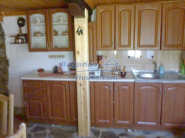9989:43 - Renovated bulgarian house for sale in Burgas region, village of
