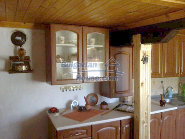 9989:45 - Renovated bulgarian house for sale in Burgas region, village of
