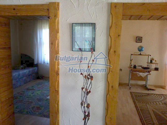 9989:58 - Renovated bulgarian house for sale in Burgas region, village of