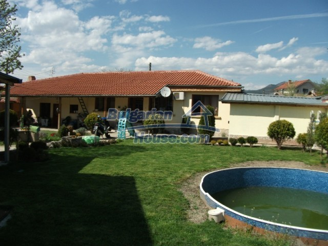12679:2 - House with swimming pool for rent in Stara Zagora region